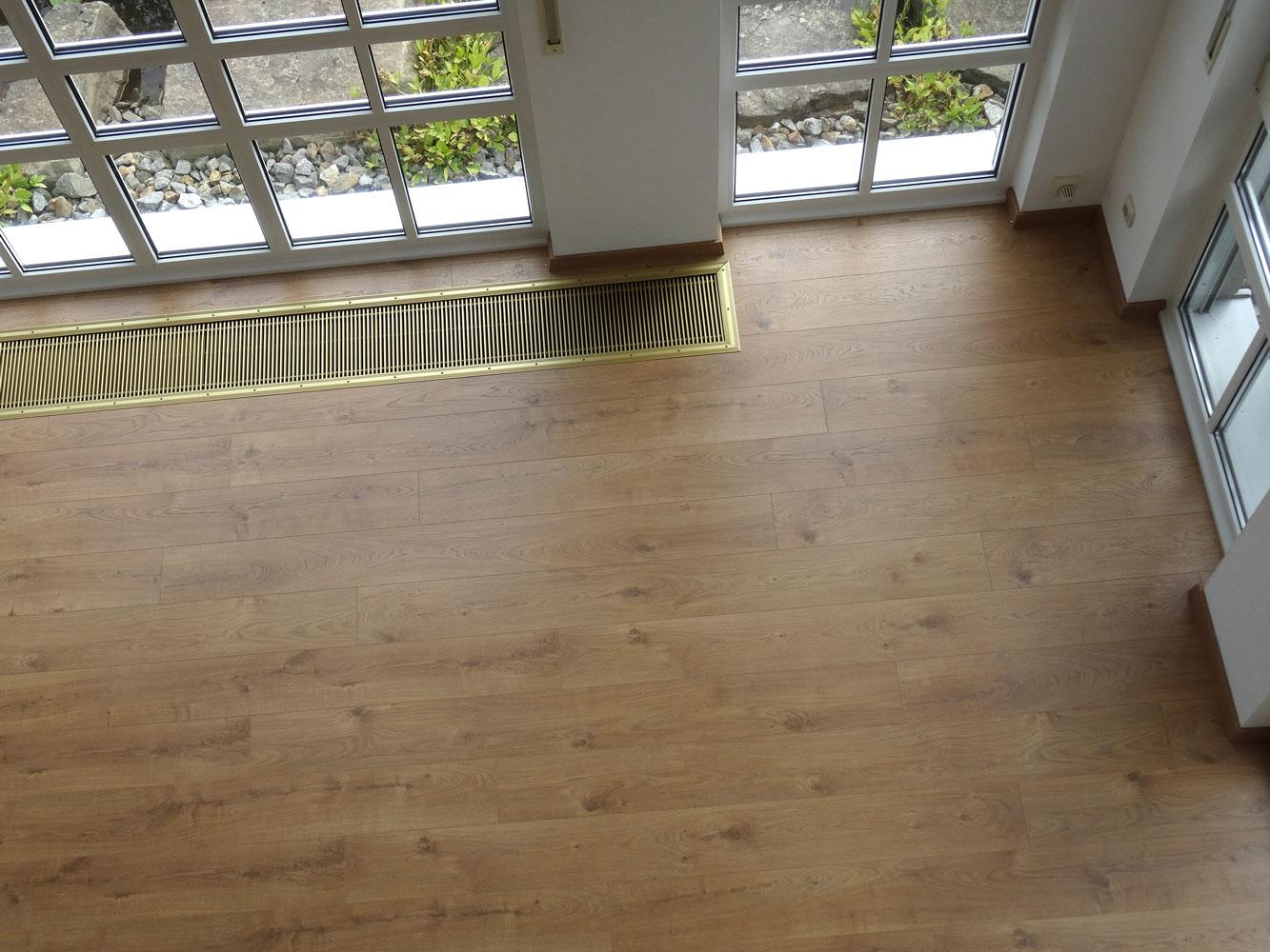 Vinyl Platten Fußboden ~ Laminat vinyl bioböden » projekte » berzl fussboden zentrum